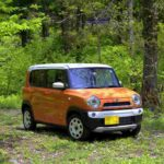 日本の軽自動車 スズキ・ハスラー