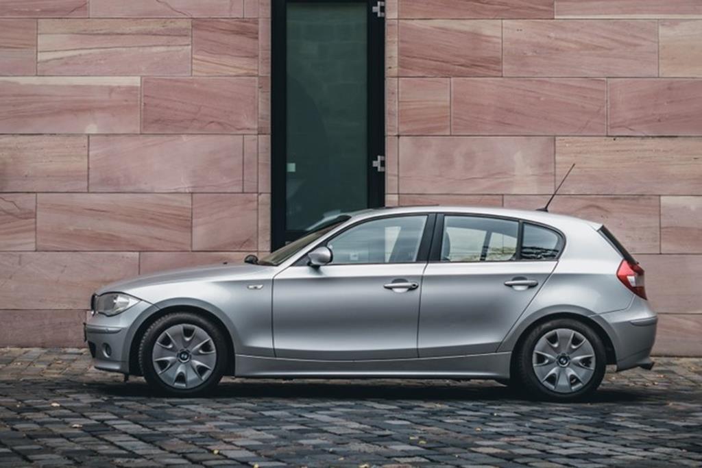 BMW1シリーズの外観