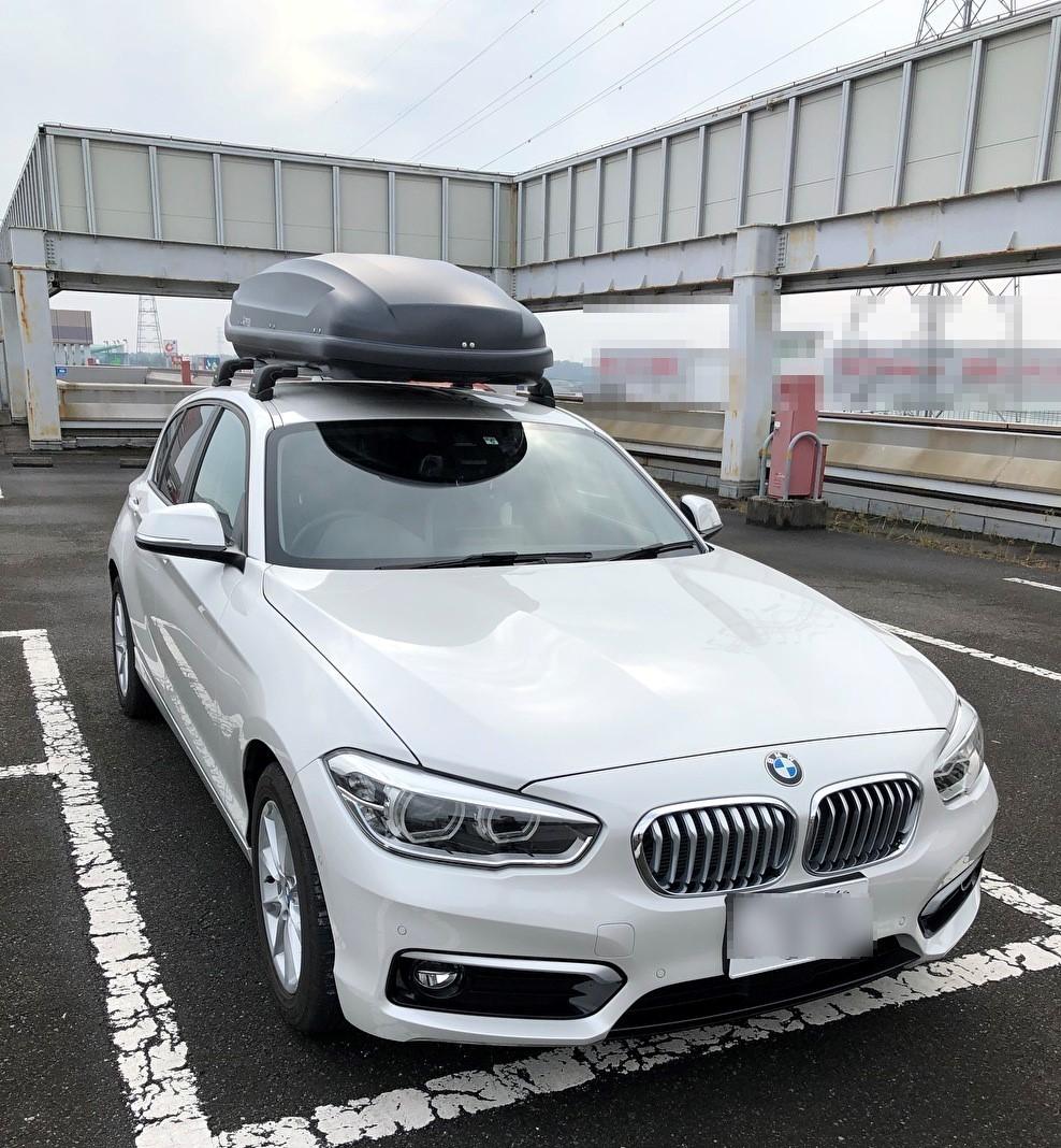 BMWフロント